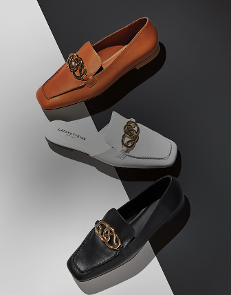 The LAFAYETTE 148<br>Shoe Collection